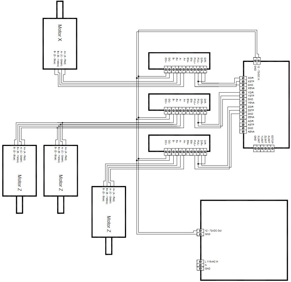 Mitsubishi wiring diagrams for electrical machines