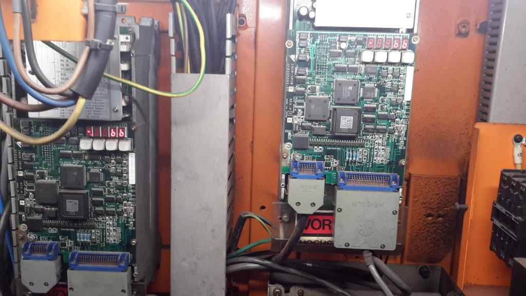 HURCO BMC-20P retrofit - LinuxCNC