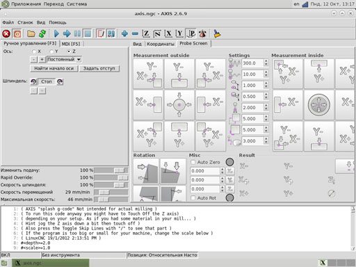 Work with probe - Page 9 - LinuxCNC