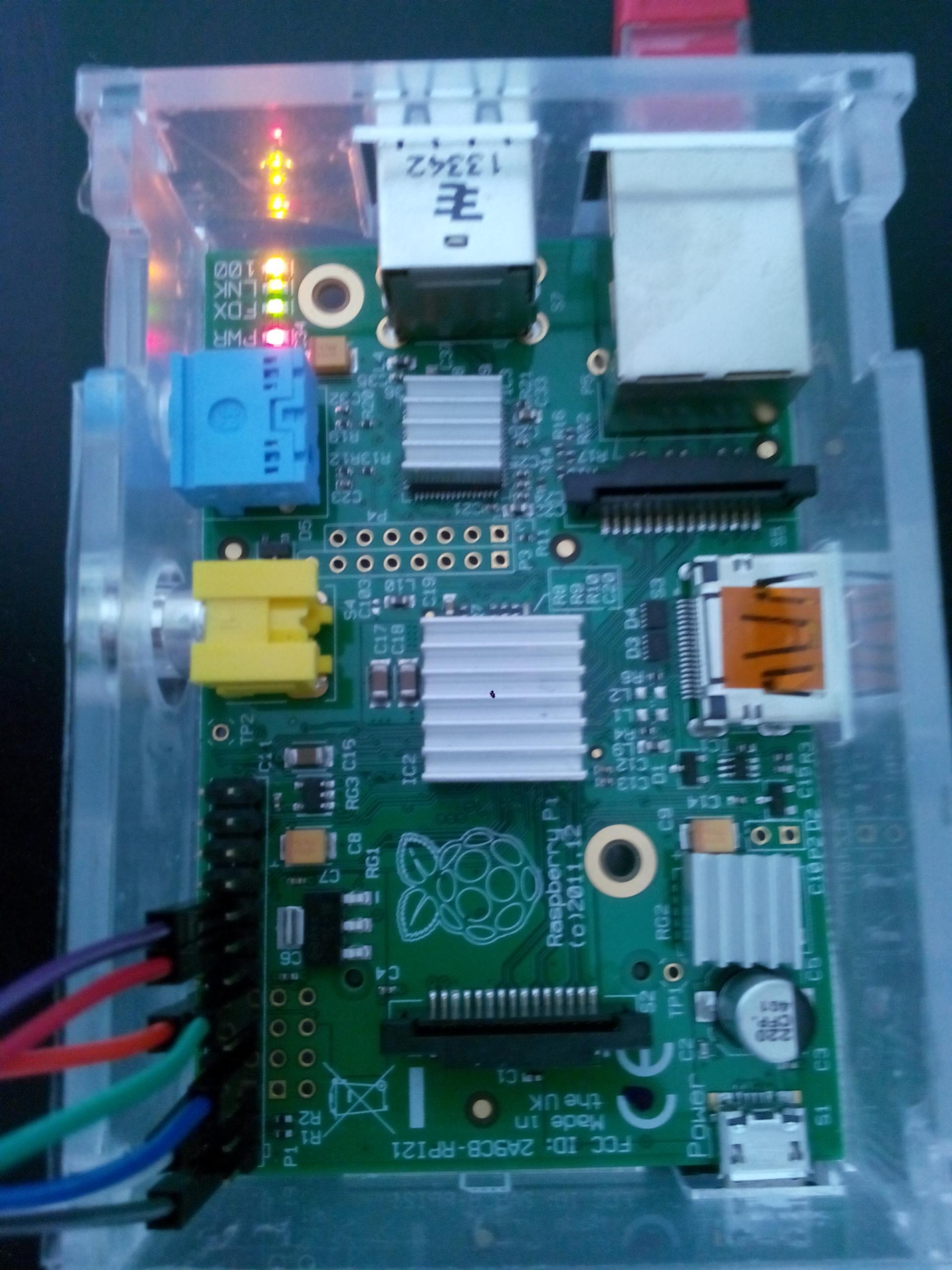 how configure EMC2 in raspberry pi (GPIO ) - LinuxCNC