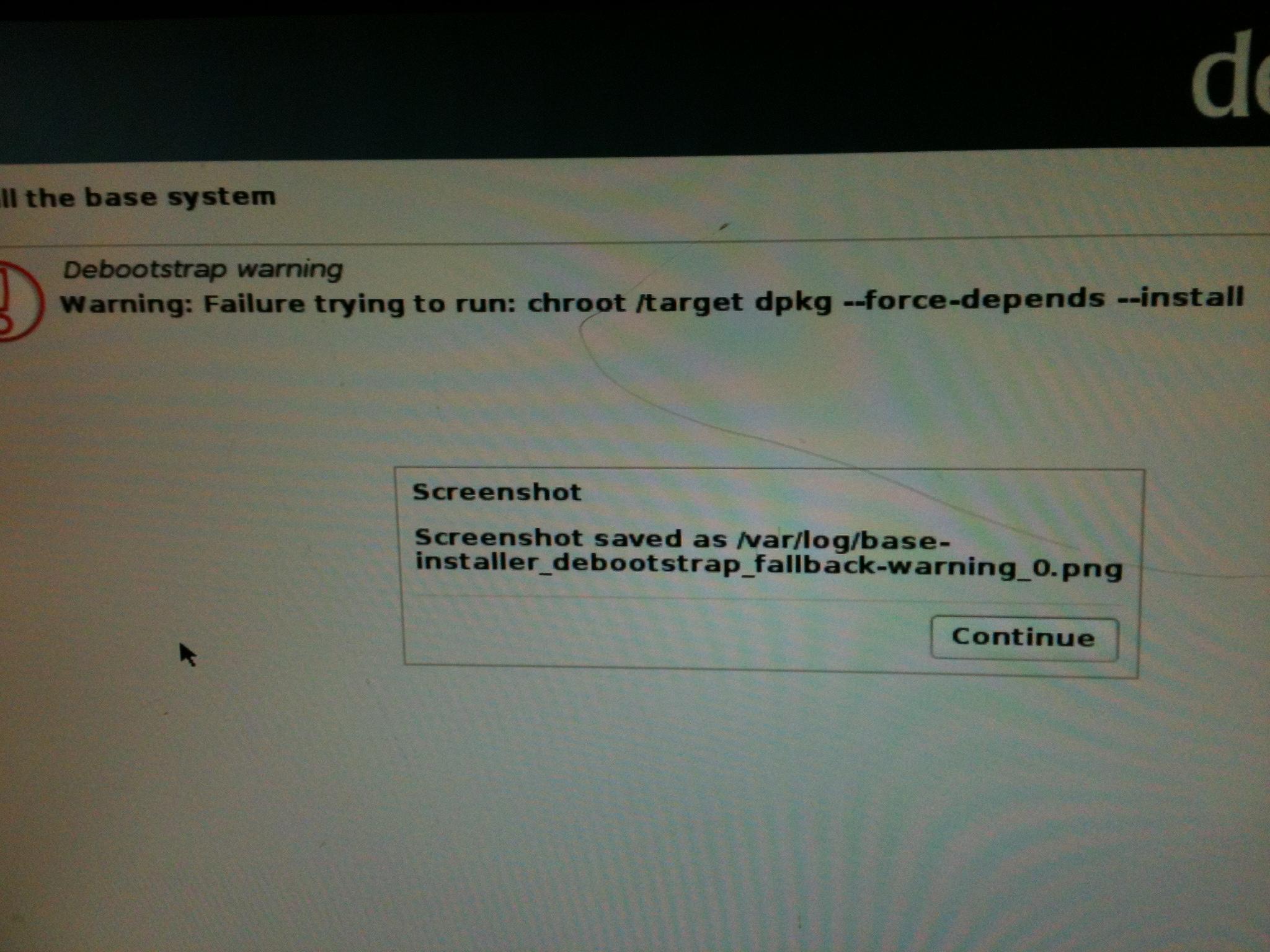 2 7 install looks like live install - LinuxCNC