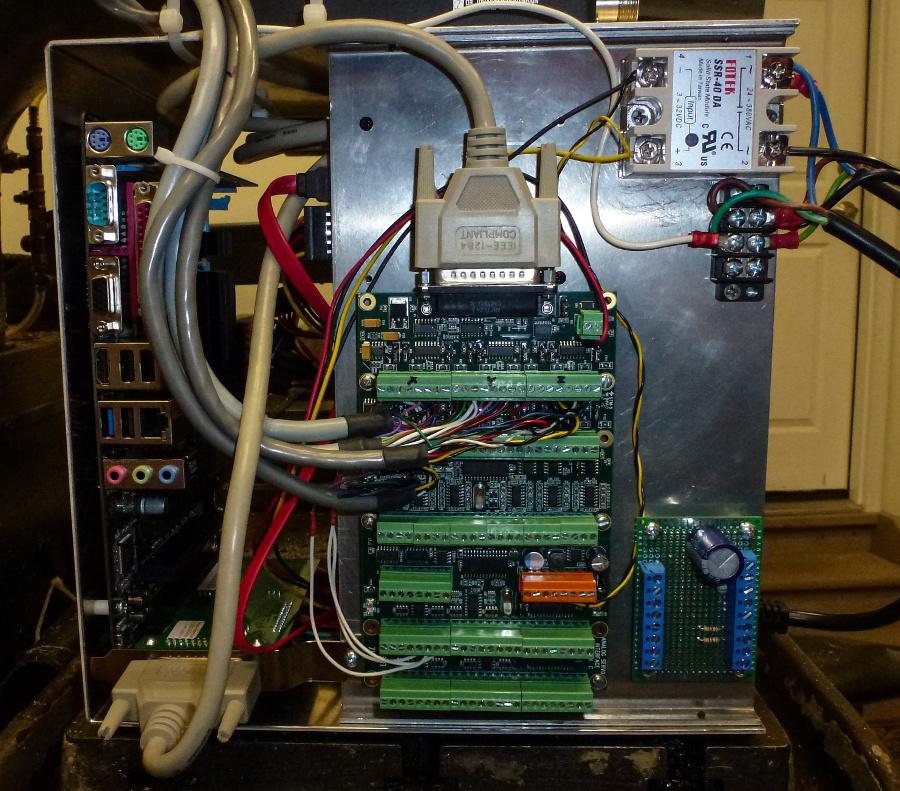 bridgeport interact refit linuxcnc mill refit 5 jpg