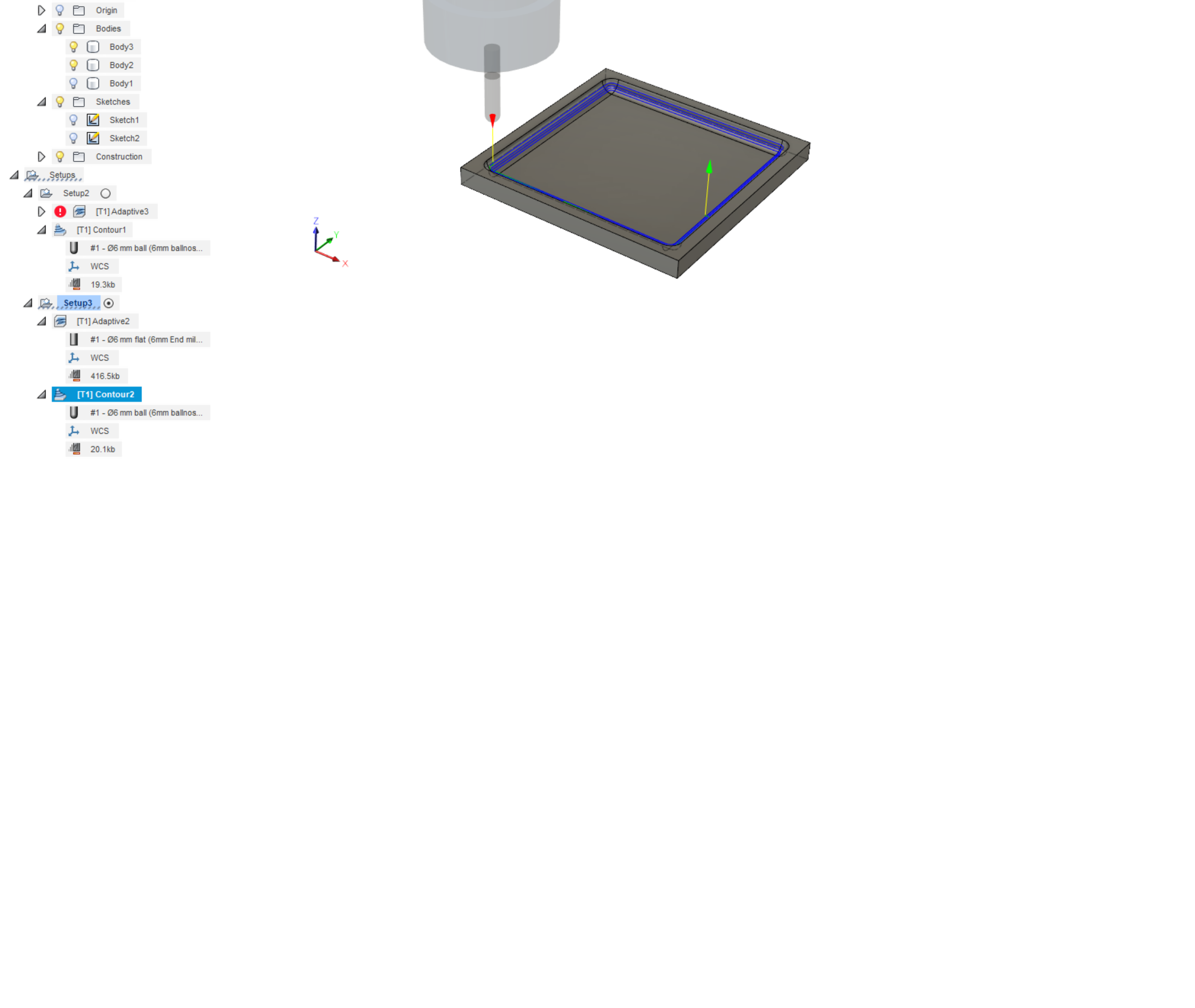 fusion360 to Linuxcnc CAM problem - multiple tools - manual