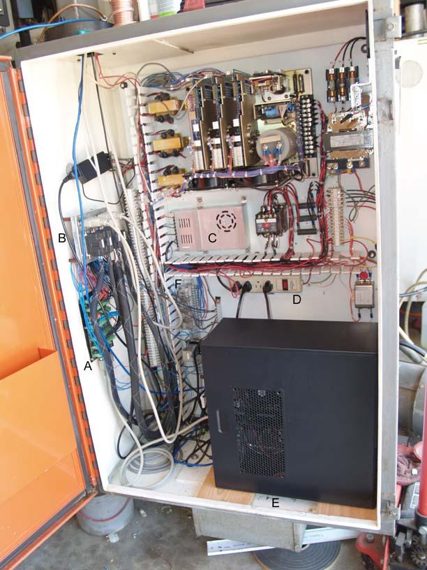 interfacing mesa 7i77 to retrofit servo hardware linuxcnc p8030162 2 jpg