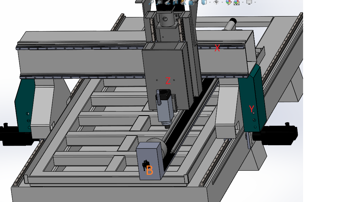 Camworks - virtual machine and postpro - LinuxCNC