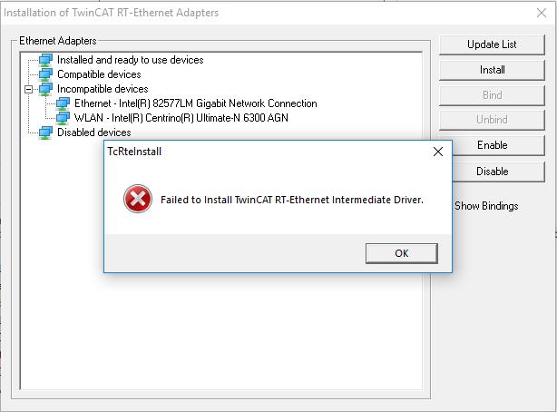 Ethercat HAL configuration for Beckhoff EL7041 without encoder